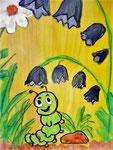 Houten Nestkastje voor Pindakaas pot , Nestkastje, thema, Bijen,Vogelhuisje bouwen, vogelhuisje pindakaas pot , bijen-huisje_10