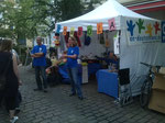 Unser Tombola-Stand