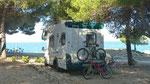 am Camp Adriatic