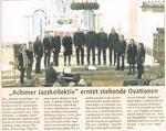 """Weinnachtskonzert """"Jazzy Christmas"""""""