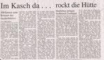 Doppelpack: Achimer Jazzkollektiv und Maybebop im KASCH