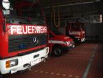 Hilfeleistungs- und Löschgruppenfahrzeuge der Freiwilligen Feuerwehr Güstrow