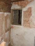 Fenster zur Innenseite des Turmes,