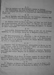 3. Seite des Statuts von 1868 der Güstrower Freiwilligen Feuerwehr