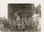 Die Dettmannsdorfer hatten bis 1938 eine eigene Feuerwehr