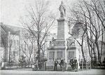 2, Denkmal für die Gefallenen im Deutsch - Französischen Krieg 1970 -1871
