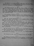 2. Seite des Statuts von 1868 der Güstrower Freiwilligen Feuerwehr