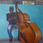 Cuba 2013 Acryl op doek, 90 x 90 cm