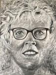 Jennie Acryl op doek 60 x 80 cm (verkocht)