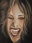 Model Wendy Acryl op doek 60 x 80 cm Prijs €420