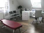 Straight Vitalogy® Praxis Ulrike Vogel - Behandlungszimmer
