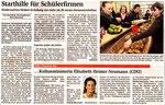 Bremervörder Zeitung, 02.07.2009 - Verweis auf Projekt BAUM