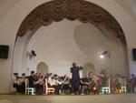 Симфонический оркестр ДШИ на конкурсном прослушивании