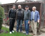 Besuch: Saller Josef