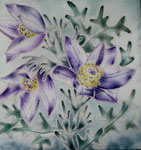 Lieblingsblumen der Kundin: Anemonen