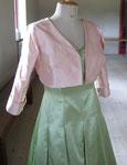 """Dazu passend das Bolero - ein Kleid wie von """"Ladurée""""..."""