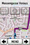 VT und eigene Position auf der Karte