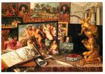 王太子ヴワディスワフ・ジグムント・ヴァーザの美術蒐集室