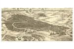 1500年のヴェネツィア(ヴェネツィア景観図)