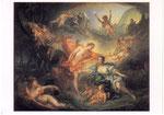 羊飼いの娘に神であることを明かすアポロン