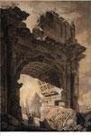セプティミウス・セウェルス凱旋門のヴァリエーション(表)