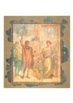 アレクサンダー大王とロクサネの結構(アレスとアフロディテ)