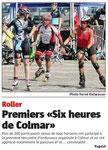 27/08/2012 - L'Alsace - Une du Livret Régional