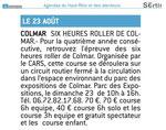 24/06/2015 - Pour Sortir - Supplément Estivales 2015