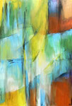 Ohne Titel | 70 x 100 cm | Acryl auf Leinwand | 2020