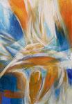 Ohne Titel | 80 x 120 cm | Acryl auf Leinwand | 2020