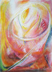 Sonnenglanz | 30 x 44 cm | Pastell auf Papier | 2012