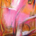 Malimba | 50 x 50 cm | Mischtechnik auf Leinwand | 2005