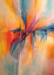 Weite | 100 x 100 cm | Acryl auf Leinwand | 2017