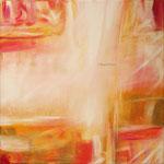 Herzensraum | 60 x 60 cm | Acryl auf Leinwand | 2001