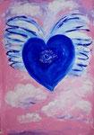 Das lebendige Herz hat Flügel