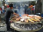Lorient : un fameux barbecue !