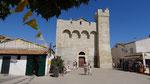 L'église des Stes Maries de la Mer