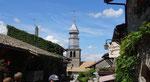 Le sympathique village d'Yvoire