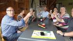Nous fêtons les 69 ans de Jean-Paul au Montagnon