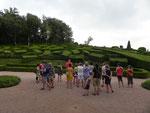 Merveilleux jardins du château de Marqueyssac