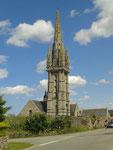 L'église de Goulven