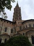 Toulouse : la basilique St Sernin