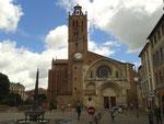 Toulouse : La cathédrale St Etienne