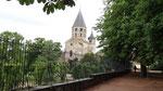 Restes de l'abbaye de Cluny