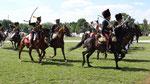 Reconstitution de combats