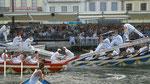 Joutes nautiques sur le grand canal de Sète