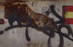 Fragmento el minotauro y otras naciones del toro