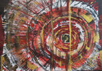 Time Tunnel. 200 x 140
