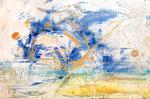 Cosmic Dance 140 x 100