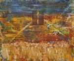 The Sermon 2  120 x 100cm